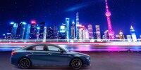 Autos aus Europa als Langversionen für China