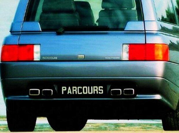 De la Chapelle Parcours (1988)