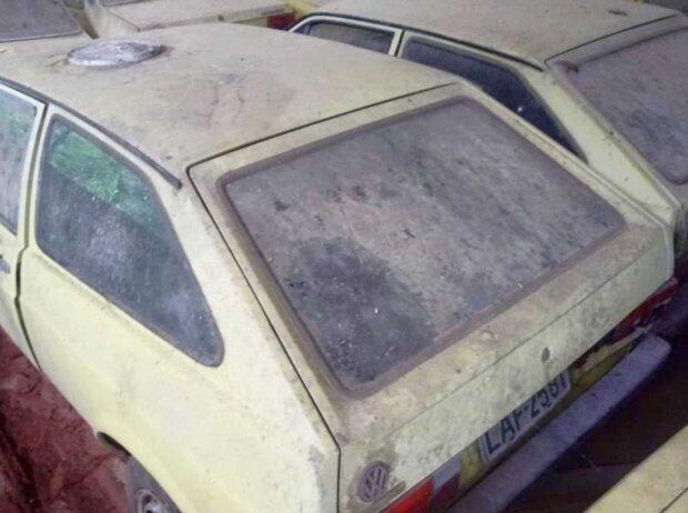 Großes Chevrolet-Chevette-Asyl in Rio de Janeiro entdeckt
