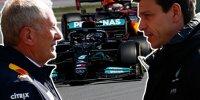 F1-Talk im Video: Mit diesem Trick macht Toto Wolff sein Team scharf!
