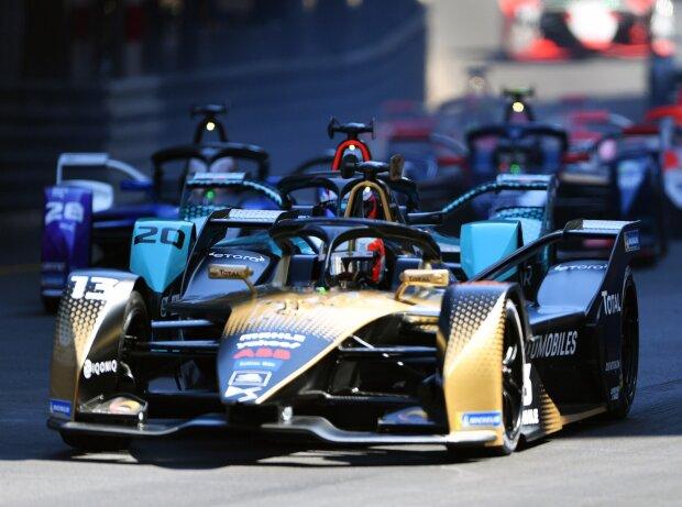 Antonio Felix da Costa beim Rennen der Formel E in Monaco 2021