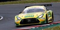 Raffaele Marciello im Mercedes-AMG GT3 beim ADAC GT Masters 2021 in Oschersleben