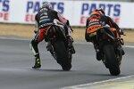 Aleix Espargaro (Aprilia) und Brad Binder (KTM)