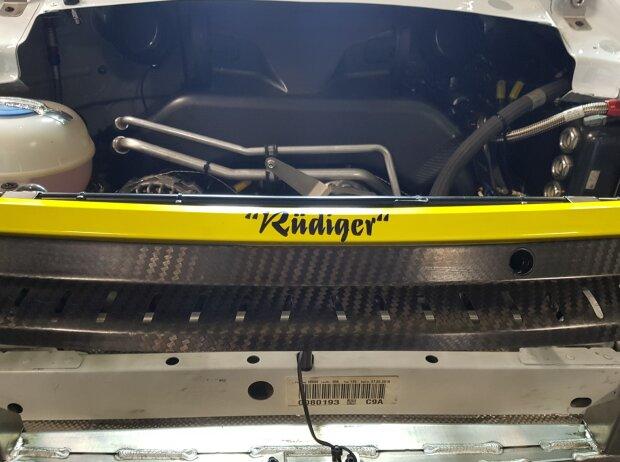 Joos-Porsche 911 GT3 R, Rüdiger