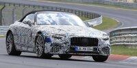 2022 Mercedes-Benz SL auf dem Nürburgring