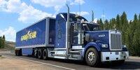 American Truck Simulator: Goodyear Tires-Erweiterung und Pläne für Kalifornien