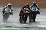Kevin Zannoni, Jasper Iwema und Matteo Ferrari