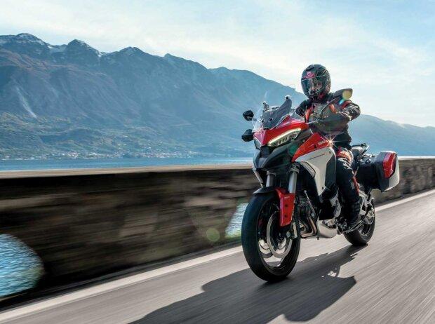 Canossa Events mit Ducati in Italien