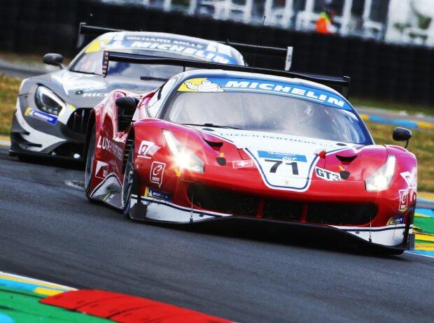 Mikkel Mac, Fabien Lavergne, Road to Le Mans