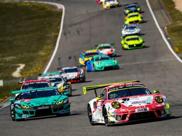 Teilnehmer des 24h-Qualifikationsrennens auf dem Nürburgring