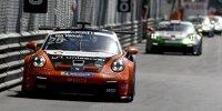 Larry ten Voorde beim Rennen des Porsche-Supercup in Monaco 2021