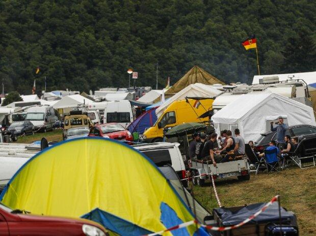 Camping an der Nordschleife