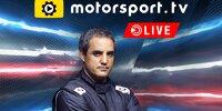 Juan Pablo Montoya wird neuer Formel-1-Experte für Motorsport.tv
