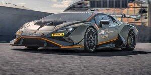 Lamborghini Huracán: News, Gerüchte, Tests