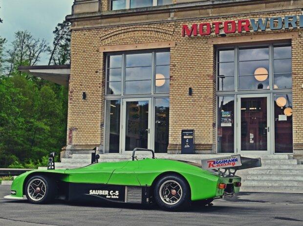Big Bangers Sonderschau in der Motorworld Manufaktur Zürich
