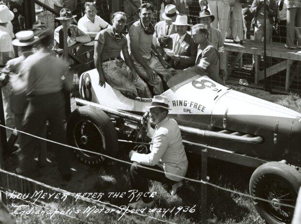 Indy-500-Sieger 1936: Louis Meyer
