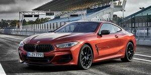 BMW 8er Coupé: News, Gerüchte, Tests