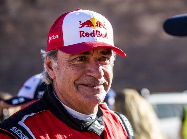 Sebastien Loeb, Carlos Sainz sen.