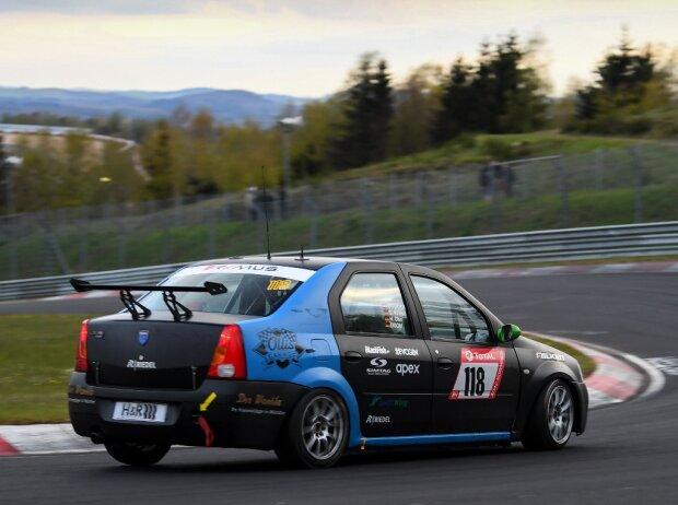 Dacia Logan, Ollis Garage Racing