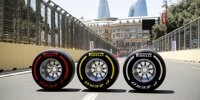 Pirelli Baku Aserbaidschan 2021