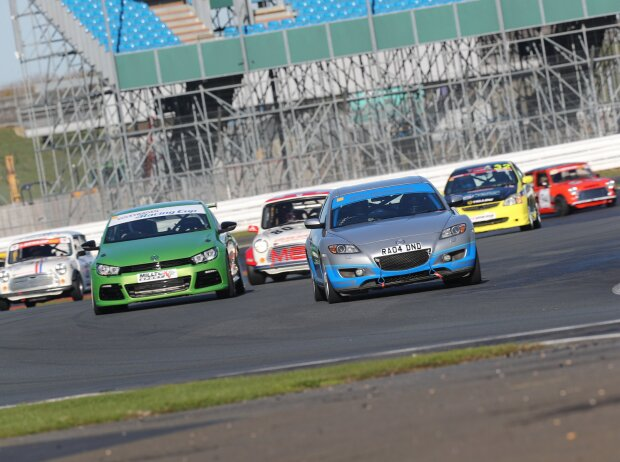 Track-Day in Silverstone