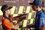 Miguel Oliveira (KTM) und Joan Mir (Suzuki)