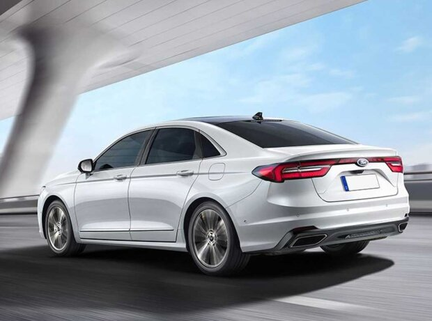 Ford Fusion/Mondeo-Nachfolger in Renderings