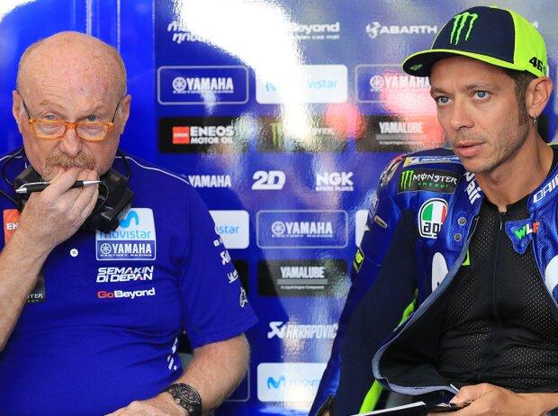 Silvano Galbusera, Valentino Rossi