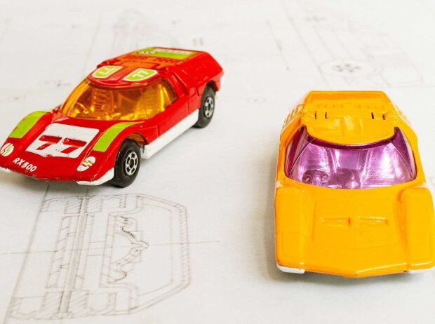 Mazda RX-500 (1970): Legende als Matchbox-Auto