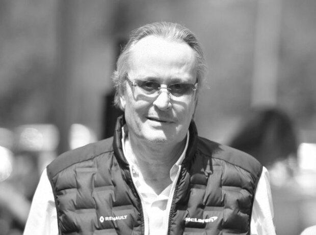 McLaren-Teilhaber Mansour Ojjeh