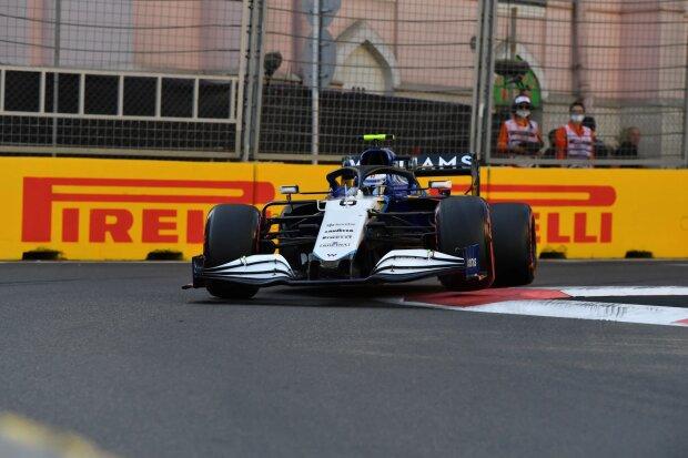 Nicholas Latifi Williams Williams F1 ~Nicholas Latifi (Williams) ~