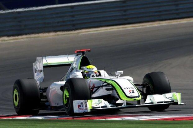 Jenson Button ~ Jenson Button ~