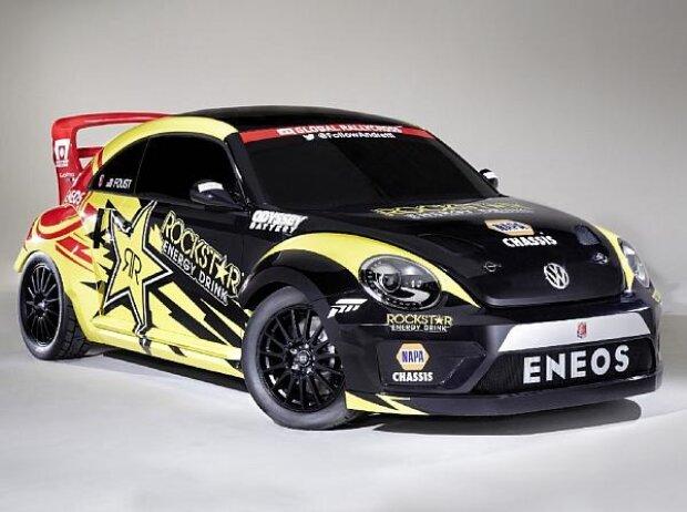 Volkswagen Beetle Rallycross