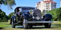 Best in Show Amelia Island Concours 2021 1926 Hispano-Suiza H6B Cabriolet