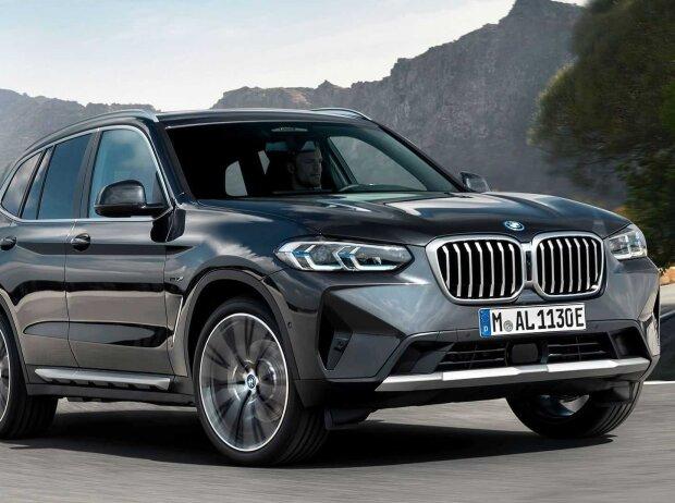 BMW X3 (2021)