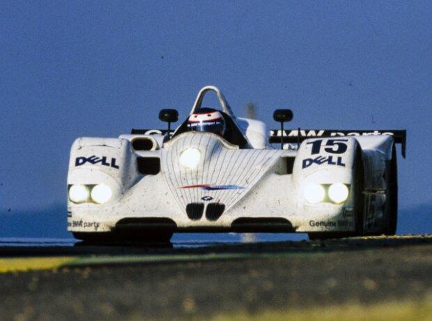 Yannik Dalmas, BMW V12 LMR