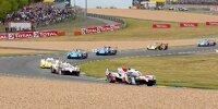 24h Le Mans 2019 Startphase