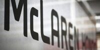 McLaren-Schriftzug