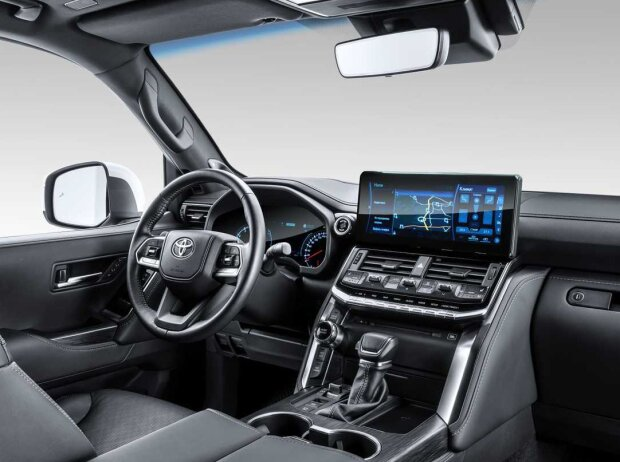 Toyota Land Cruiser (2022)