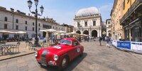 Brescia Piazza della Loggia 1000 Miglia