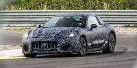 2022 Maserati GranTurismo Teaser
