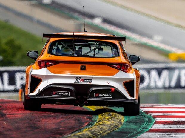 Eric Scalvini beim Rennen der TCR Germany in Spielberg 2021