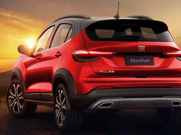 Fiat Pulse, der neue SUV für Brasilien