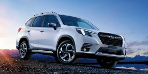 Subaru Forester: News, Gerüchte, Tests