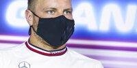 Valtteri Bottas in der Pressekonferenz in Le Castellet vor dem Frankreich-Grand-Prix 2021