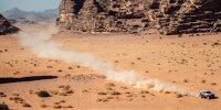 Rallye Dakar 2021 in Saudi-Arabien