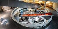Re-Opening Mercedes-Benz Museum
