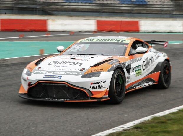 DTM-Trophy-Titelverteidiger Tim Heinemann (GER), Aston Martin, PROsport Racing