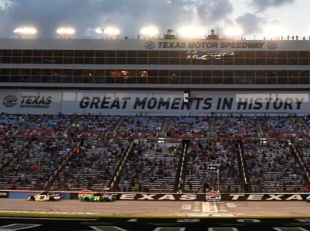 Texas Motor Speedway in Fort Worth