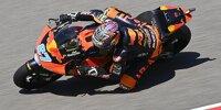 Moto2-Pilot Remy Gardner (Kalex) auf dem Sachsenring
